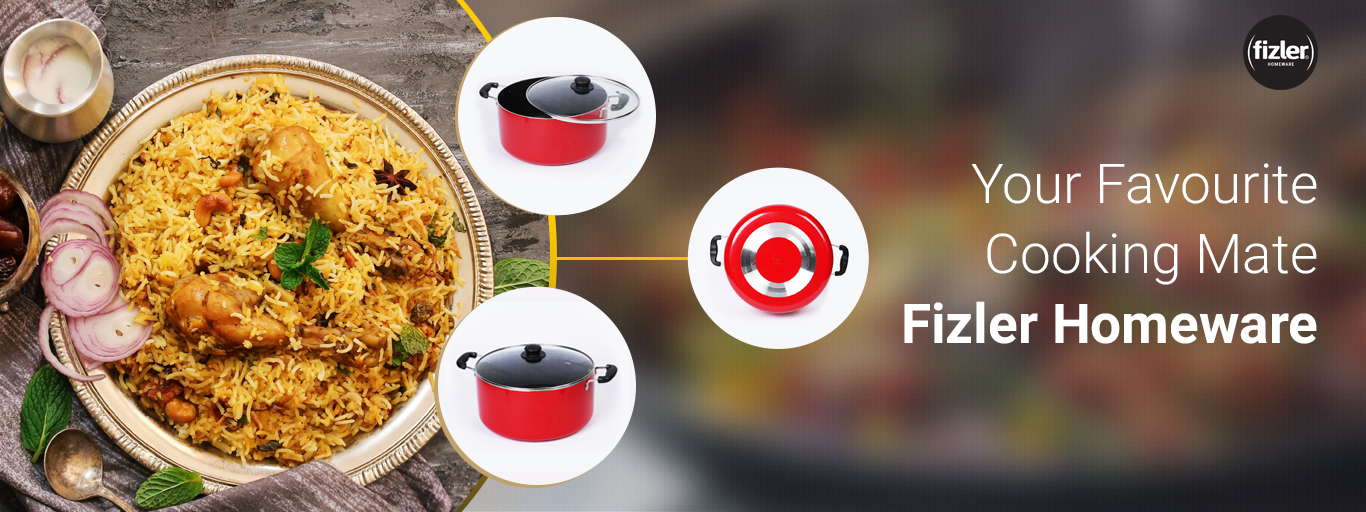 Cooking is Easy With Bismi